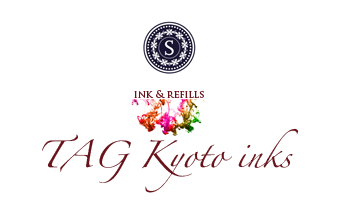 TAG Kyoto Inks