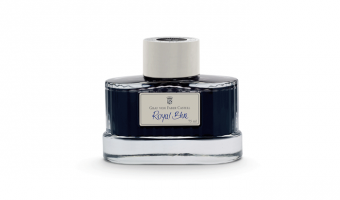 Royal blue * Graf von Faber-Castell ink pot