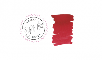 Red Candy * Robert Oster Signature ink