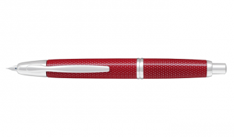Capless Graphite Red * Pilot