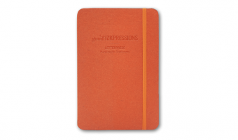 68gr/TR/grid/180pag/A5 notebook with elastic * goodINKpressions