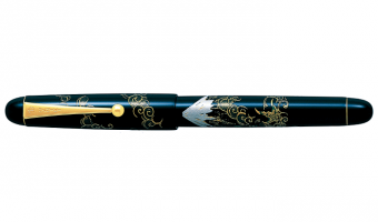 Mount Fuji and Dragon * Namiki Tradition Collection