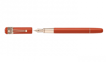 Heritage Collection Rouge & Noir Spider Metamorphosis Special Edition Coral fountain pen * Montblanc
