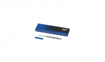 ballpoint Pacific Blue * refill