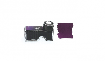Montblanc Lavender Purple ink bottle