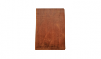 NEW A5 Leather Notebook Crazy Horse Brown * Galen Leather Co