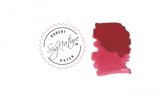 Clay Red * Robert Oster Signature ink