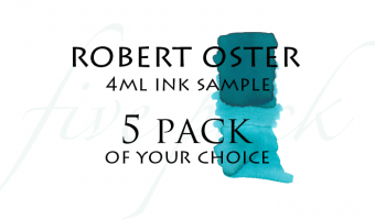 Robert Oster Signature 4 ml ink sample * 5 pack