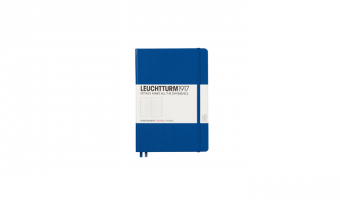 Notitieboek Medium A5 * Royal Blue * Leuchtturm 1917
