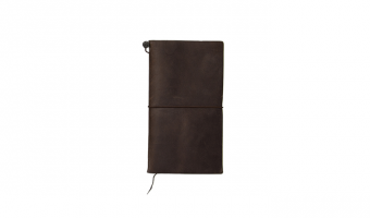 Traveler's Notebook Regular Brown * Traveler's Company Japan