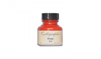 Red * calligraphy ink * L' Artisan Pastellier