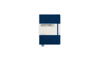 Notitieboek Medium A5 * Navy * Leuchtturm 1917