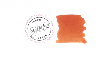 Terracotta * Robert Oster Signature inkt