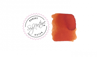 Red Orange * Robert Oster Signature ink