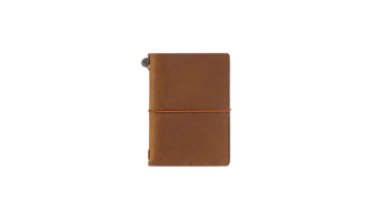 Traveler's Notebook Passport Camel * Traveler's Company Japan