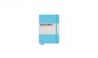Notitieboek Medium A5 * Ice Blue * Leuchtturm 1917