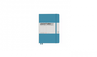 Notitieboek Medium A5 * Nordic Blue * Leuchtturm 1917
