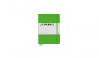 Notitieboek Medium A5 * Fresh Green * Leuchtturm 1917
