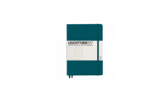 Notebook Medium A5 * Pacific * Leuchtturm 1917