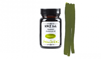 KWZI Green Gold #2 standard ink * 4305