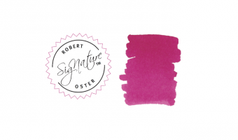 Hot Pink * Robert Oster Signature ink