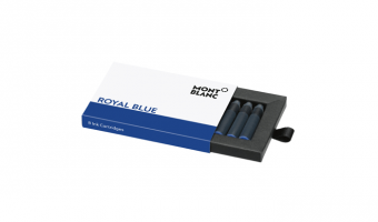 Montblanc Royal Blue cartridges