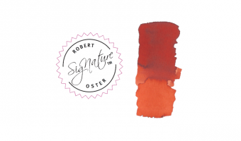 Orange Rumble * Robert Oster Signature ink