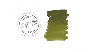 Crocodile Green * Robert Oster Signature ink