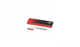 1 Nightfire Red Montblanc ballpoint refill