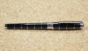 S.T. Dupont Elysée lacquer fountain pen * pre-owned fountain pen