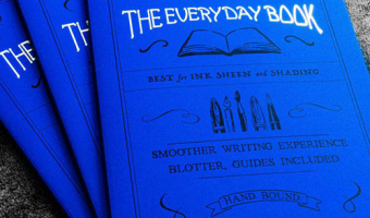 B5 * The Everyday Book - Tomoe River 52gsm * Galen Leather Co