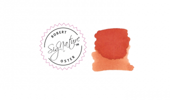 Tangerine * Robert Oster Signature ink