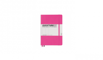 Notitieboek Medium A5 * New Pink * Leuchtturm 1917