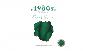 1980's Opal Green * Robert Oster Signature ink