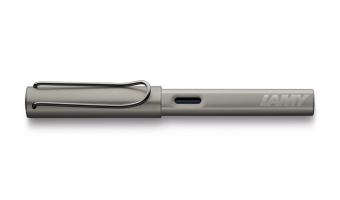 Lx Ruthenium fountain pen * Lamy