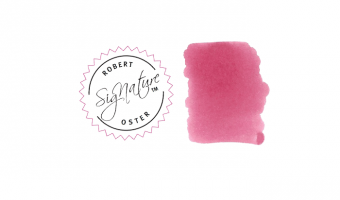 Pinky * Robert Oster Signature ink