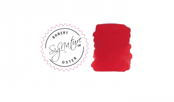 Fire Engine Red * Robert Oster Signature ink