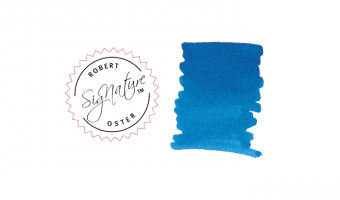True Blue * Robert Oster Signature ink