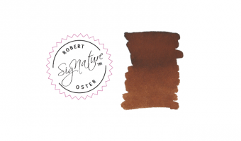 Toffee * Robert Oster Signature ink