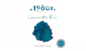 1980's Clearwater Rain * Robert Oster Signature ink