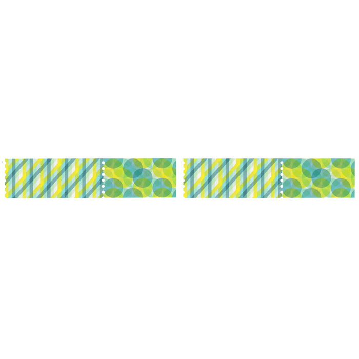 P01 * fab pattern * MT masking tape
