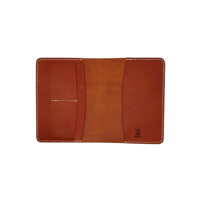 A6 bookcover * version 2 chestnut * Kron