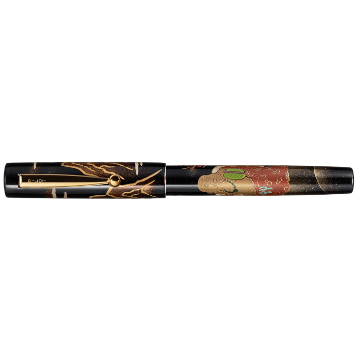 Hoteison * Seven Gods of Good Fortune * Namiki 100th Anniversary Limited Edition 2019