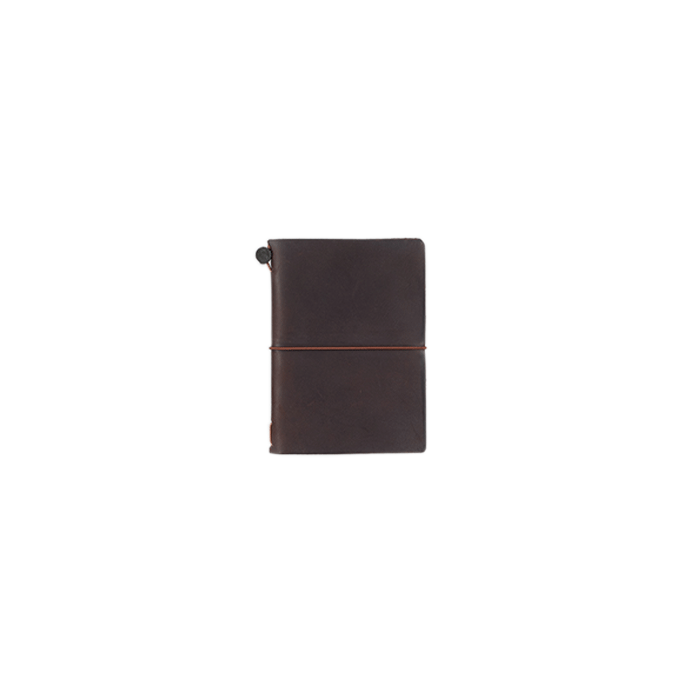 Traveler's Notebook Passport Brown * Traveler's Company Japan