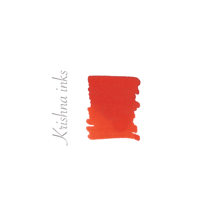Krishna Autumn Super Rich ink * Krishna inks